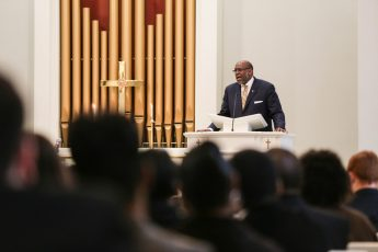 Dr. Martin Luther King Jr. Honored at HPU's Annual Worship Service