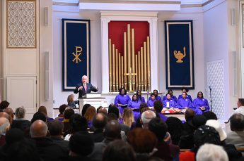 HPU's Annual MLK Day Worship Service Focuses on 'Continuing the Work'