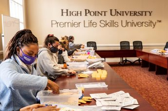 HPU's Annual Martin Luther King Jr. Day Events Focus on Loving and Respecting Others