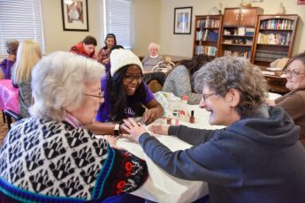 HPU Completes Various Service Projects in Honor of Dr. Martin Luther King Jr.