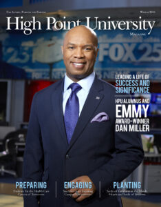 HPU Magazine - Winter 2016