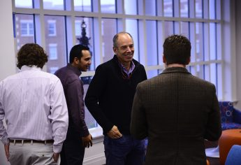 Netflix Co-Founder Marc Randolph Returns to HPU Campus as Entrepreneur in Residence