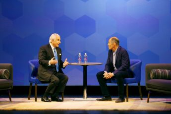 Netflix Co-Founder Marc Randolph Returns to Campus to Mentor Students