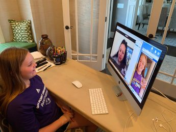 HPU Mobile Lab Goes Online for Children During COVID-19 Pandemic