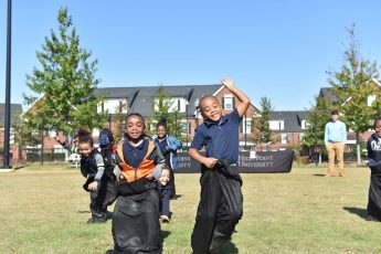Montlieu Academy Students Enjoy Fall Festival at HPU