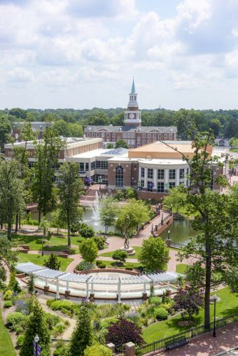 HPU Residence Halls and Campus Recognized by Affordable Schools