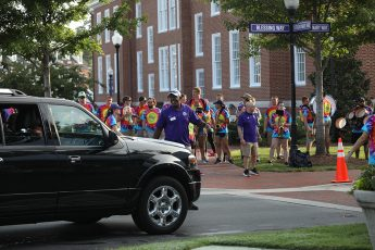 New HPU Students Welcomed to Campus