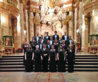 'Maymester' Students Celebrate Music in Europe