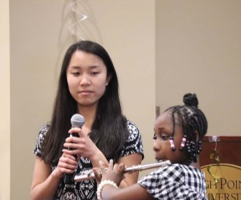 Musical Empowerment Hosts First Recital for Kirkman Park Elementary Students