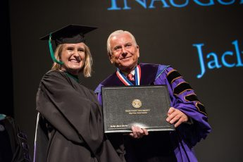 HPU Graduates First Physician Assistant Class