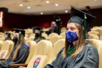 HPU Graduates Fourth Physician Assistant Class