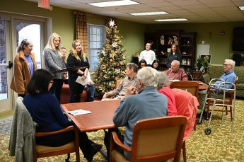 HPU Students Connect with Senior Citizens Through Poetry