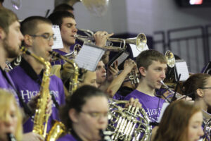 HPU High Point University Pep Band