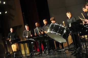 HPU to Host Percussion Ensemble Concert