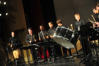 Percussion Ensemble to Perform Oct. 9
