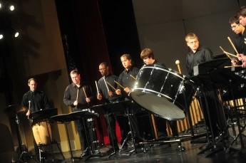 HPU to Host Percussion Ensemble Concert