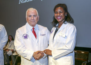 First Pharmacy Students Receive White Coats, High Point University ...