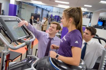 HPU's Physical Therapy Program Receives 100% Pass Rate
