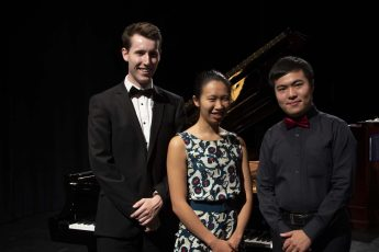 HPU Awards Prizes at Annual Piano Competition