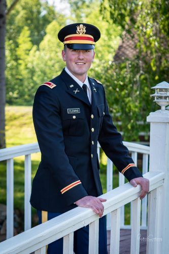 Class of 2020 Outcomes: Zachary Fleming Finds a Future in the U.S. Armed Forces