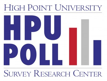 HPU Poll: In NC, Clinton Leads Trump and Cooper Leads McCrory
