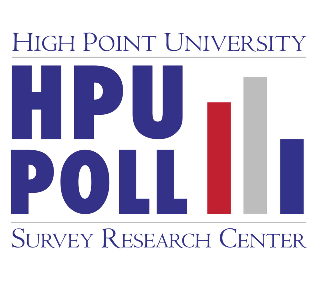 HPU Poll: Presidential Approval at 44 Percent, NC Governor