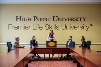 HPU Selected for Princeton Review's  'Best 385 Colleges'
