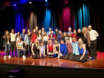 Students Participate in International Performance Tour
