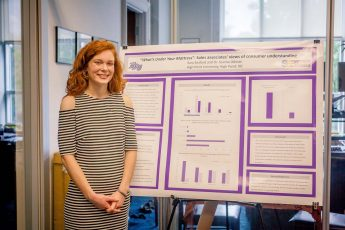 Student's Undergraduate Research Helps Mattress Industry