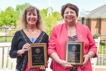 Retired Faculty Honored at Annual Luncheon