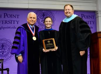 Dr. Stephanie Crofton Receives Ridenhour Award