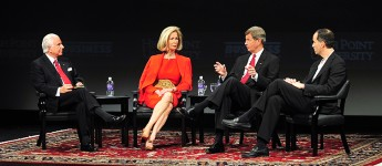CEOs Discuss Leadership at HPU Roundtable