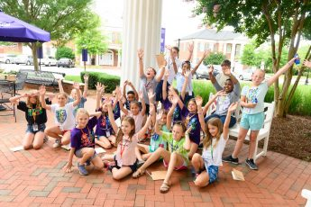 Fifth Annual STEM Camp Begins at HPU