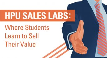 HPU Sales Labs: Where Students Learn to Sell Their Value