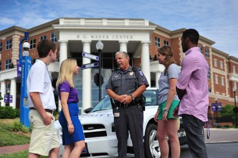 HPU Security Named to Top 25 List