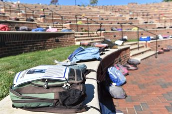 HPU Students Participated in Send Silence Packing Event