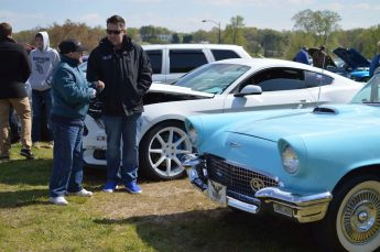 Sigma Nu to Host Car Show to Benefit American Heart Association
