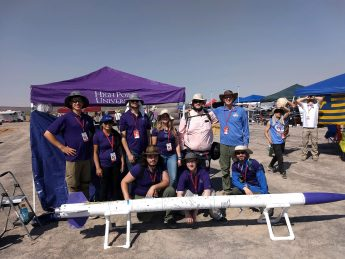 Students Compete in the World's Largest Intercollegiate Rocket Engineering Competition