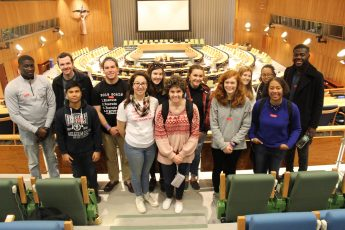 Students Take Part in Spring Pilgrimage to Explore Worship in NYC