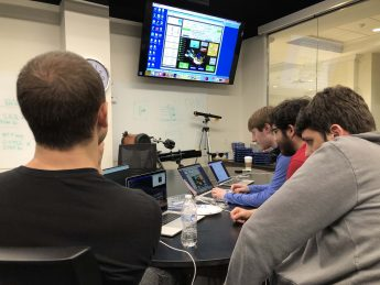 HPU Students Analyze Data from NASA Satellite