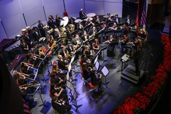 HPU to Showcase Symphonic Band in Spring Concert