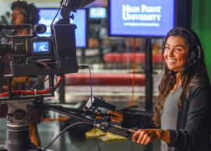 HPU TV Studio 1