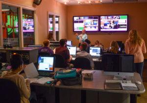 HPU TV Studio 2