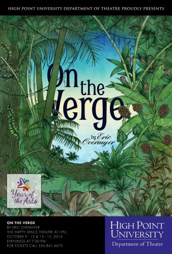 Theatre to Perform 'On the Verge'