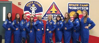 Students, Thomasville Teachers Join Forces for Space Camp