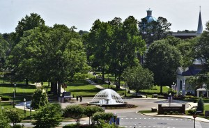 HPU High Point University Tree Campus