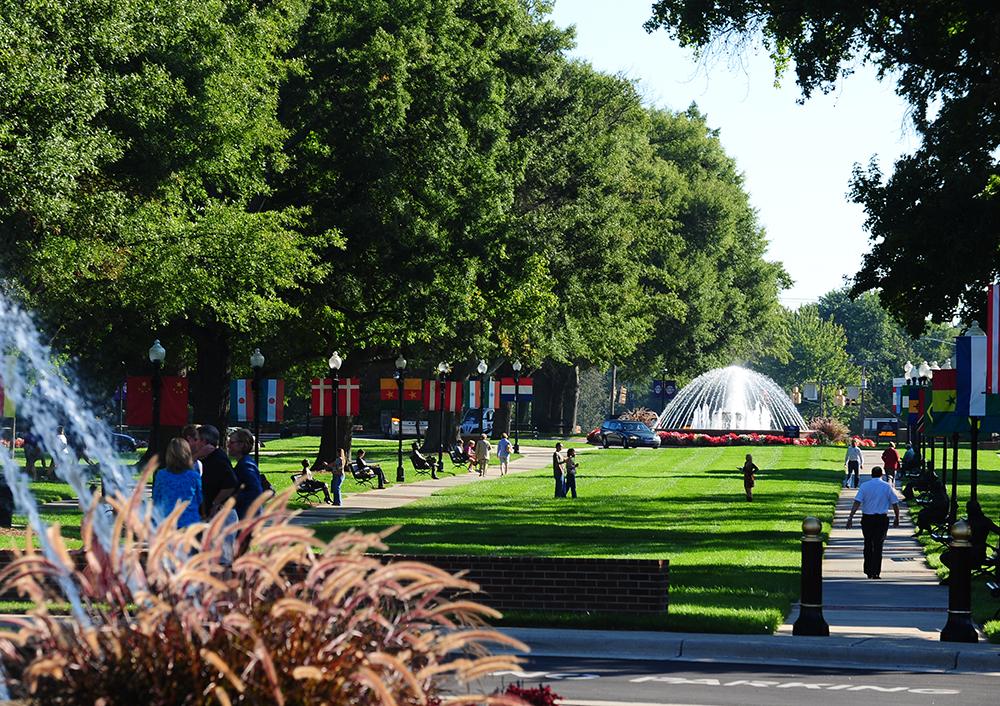 HPU Tree Campus USA