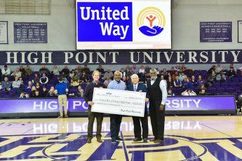 HPU Raises $247,500 for the United Way Campaign
