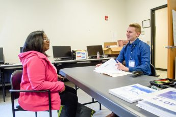 HPU Students Help Community Members File Taxes for Free