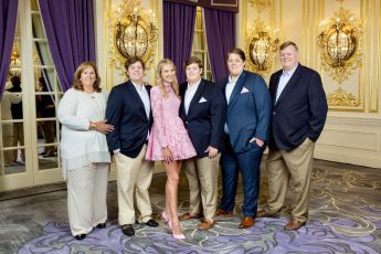 Valentine Family Supports HPU and Establishes Scholarship